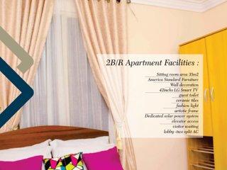 SSCFG LUXURY APTMS - 2 Bedroom Apartment #7