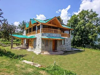 Admirable Lush Green Homestay In Kullu