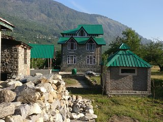 Fully Furnished 2 Bedroom Homestay In Manali