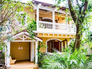 Spacious, elegant North -Goa Villa
