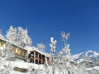 Mountain View Homestay In Manali