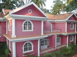 3 Bedroom Villa In North Goa