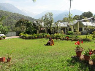 A Beautiful Homestay In Palampur