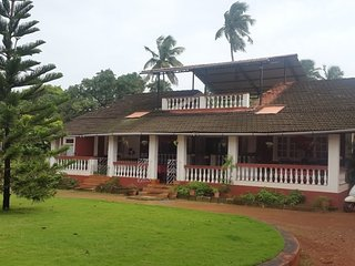 Ravishing Pretty Villa In Goa