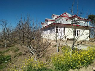 Ample Space Homestay in Mandi