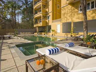 1 BHK Apartment near Beach