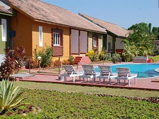 Luxury Accommodation Homestay in Goa with Swimming Pool
