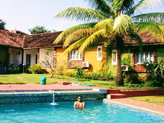 Well Maintained 3 Bedroom Pool Villa in Goa