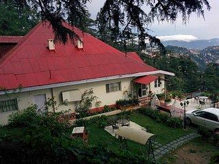 Sparkling Villa In Shimla