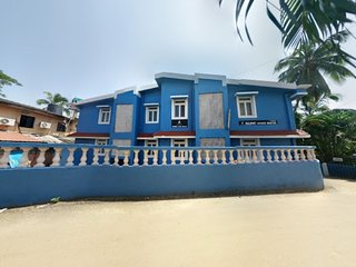 Blue 1 BHK Apartment In Goa