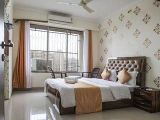 Peaceful Service Apartment In Mumbai