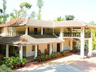 Ravishing Homestay Surrounded by Aromatic Coffee Plantations