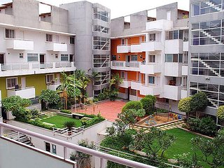 Comfortable Vacation Serviced Apartment at Bangalore
