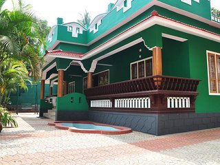 Appealing Holiday Home In Wayanad