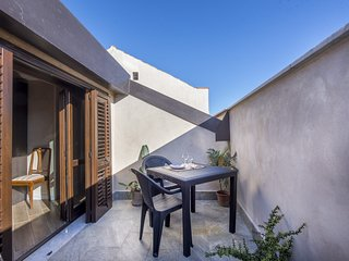 Palazzo Conte Federico - Rooftop One-bedroom with terrace + free tour