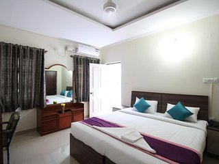 Modern Contemporary Style Service Apartment Located in Bengaluru
