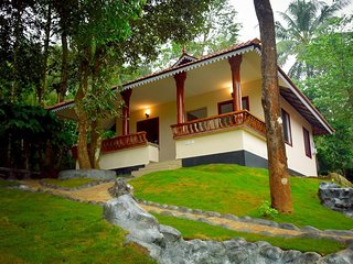 Mother Nature Green Garden 2 Bedroom Villa