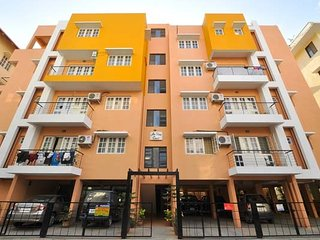 Well Furnished 2 BHK Service Apartment