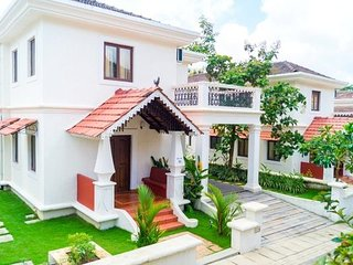 Deluxe 3 BHK Villa