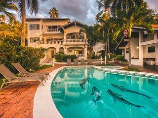 Villa de Roja - Beachfront! - San Pancho