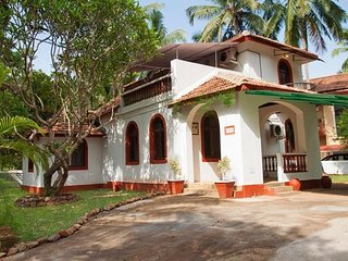 Fascinating Calangute Villa