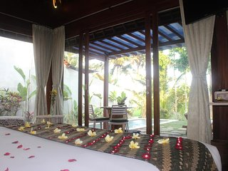 1BDR Nature Private Pool 7 mins to Ubud Centre