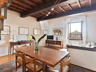 DANTE APARTMENT WITH FLORENCE ROOF VIEW