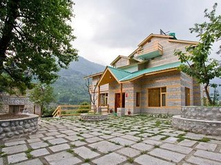 Sparkling Cottage In Manali