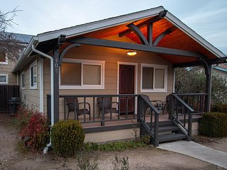 Best Porch in Town Awaits Your Stay
