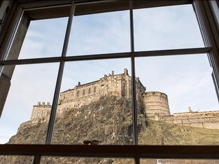 Grassmarket, Castle Heights, Stunning Views