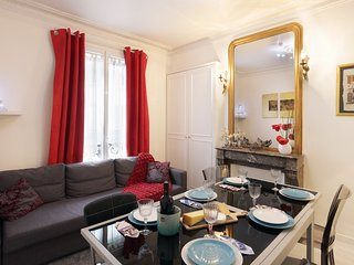 A peaceful haven in the OPERA – GRANDS BOULEVARDS area