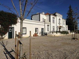 Algarve: a rural setting near Carvoeiro beach