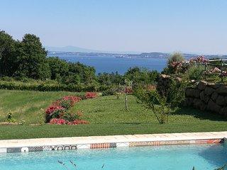 Lake Bolsena Villa (h001)