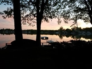 PEARL BEACH QUARTERS (Turk Lake) Greenville, MI: , Swimming on property, Private