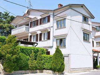 Ferienwohnung 4681-2 fur 5 Pers. in Opatija