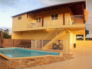 Appartement avec piscine (2-4 personnes)
