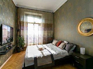 GorodM Designer 4-rooms flat near Kremlin