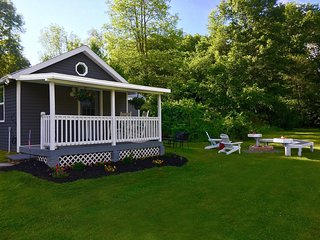 River Rail Cottage - The perfect getaway by the Delaware River