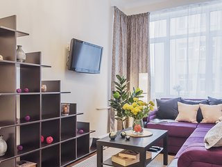 GorodM Apartment near the historic center of Moscow