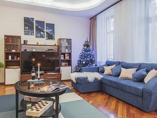 GorodM Apartment at Arbat with mansion