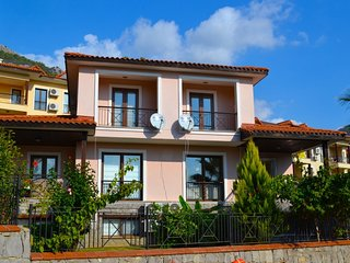 Olive 8 Attached Villa Terrace Life Gocek
