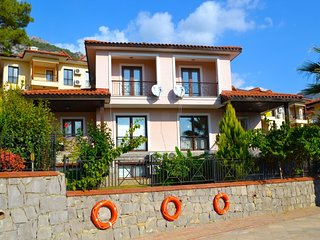 Olive 7 Attached Villa Terrace Life Gocek