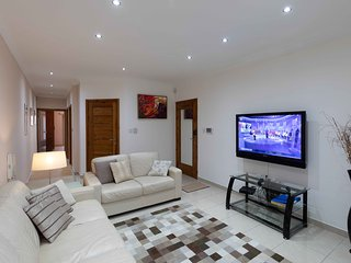 A lovely, modern, two bedroomed apartment.