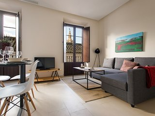 Premium apartment with views of the Cathedral and Giralda and access to Solarium
