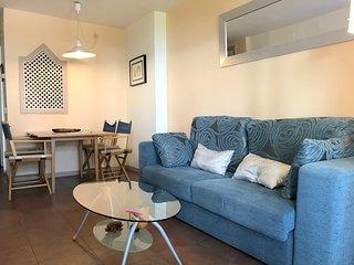 XA16- Apartamento con 2 dormitorios y piscina comunitaria en Santa Margarita