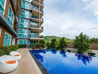 1 BDR Mountain View Apartment | Rawai