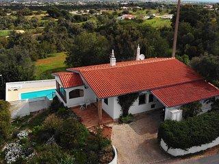 Vista Alegre, 3 Bed Villa With Private Pool & Stunning Views, Carvoeiro