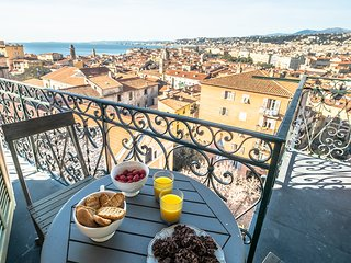Belle Sommet - BEST VIEWS IN NICE!!