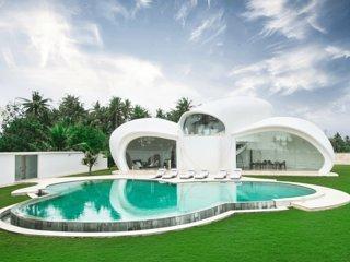 The Cloud Unique Beachfront Villa