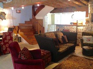 Nebias French Property - The Old Village House